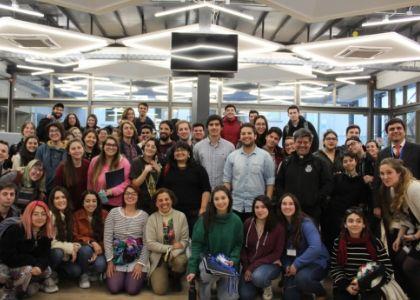 21 centros de estudiantes dialogaron con autoridades y académicos en las Primeras Mesas de Trabajo de Vida Universitaria de la U. Finis Terrae