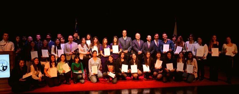 54 estudiantes de la Universidad Finis Terrae fueron destacados con el Premio de Excelencia Académica