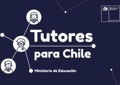 """46 estudiantes de Pedagogía en Educación Básica participan de la iniciativa """"Tutores para Chile"""" del Ministerio de Educación"""