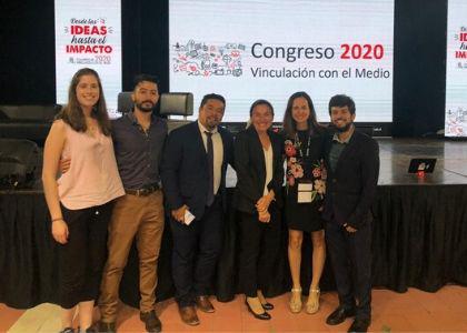 Escuela de Medicina U. Finis Terrae participó en Congreso de Vinculación con el Medio 2020