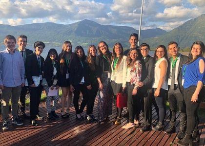 16 estudiantes de Medicina y Odontología U. Finis Terrae participaron en el V Congreso Regional de Morfología