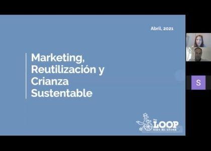 Facultad de Economía y Negocios realizó webinar sobre marketing y reciclaje