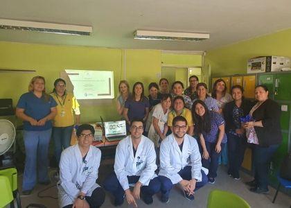 Internos de Medicina realizaron intervenciones sobre Trastorno por déficit de atención con hiperactividad en campo clínico La Cruz