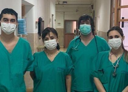 Internos de Medicina se inscriben como voluntarios para combatir la pandemia en instituciones de salud en convenio con la U. Finis Terrae