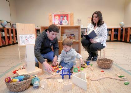 Pedagogía en Educación Parvularia U. Finis Terrae implementó Plan de Desarrollo de Investigación enfocado en la primera infancia
