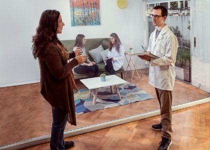 Centro de Psicología Integral de la Persona de la U. Finis Terrae inaugura nueva sede