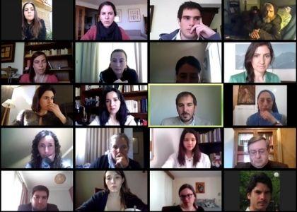 120 estudiantes y profesionales participaron de las III Jornada Internacional de Psicología Integral de la Persona