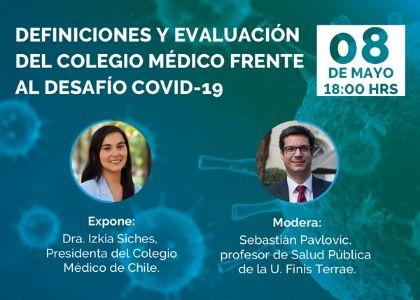 """Izkia Siches: """"Los datos epidemiológicos van a terminar cerrando el Gran Santiago en los próximos días"""""""