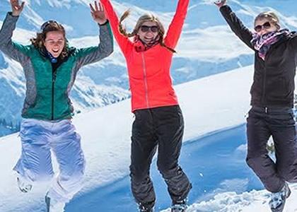 Vive tus vacaciones de invierno de manera distinta junto a los Programas internacionales