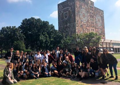 Escuela de Diseño realizó Viaje de Estudios 2019