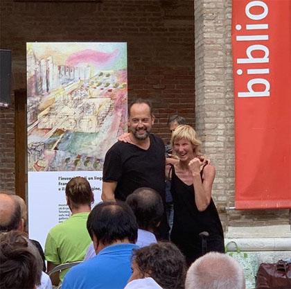Decano de la FAD fue premiado en Workshop de Venecia