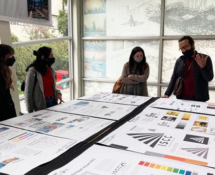 """Estudiantes de Diseño participaron en Workshop """"Exploración y realidad"""""""