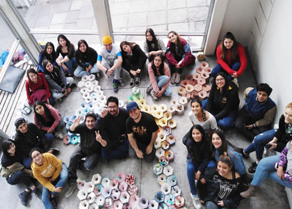 Gt2P dirigió el 5to Workshop Nacional de Diseño U. Finis Terrae