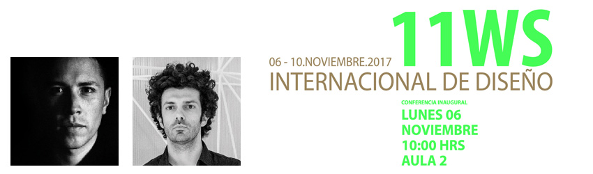 11º Workshop Internacional de Diseño